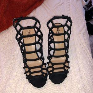 Brand new stiletto heels